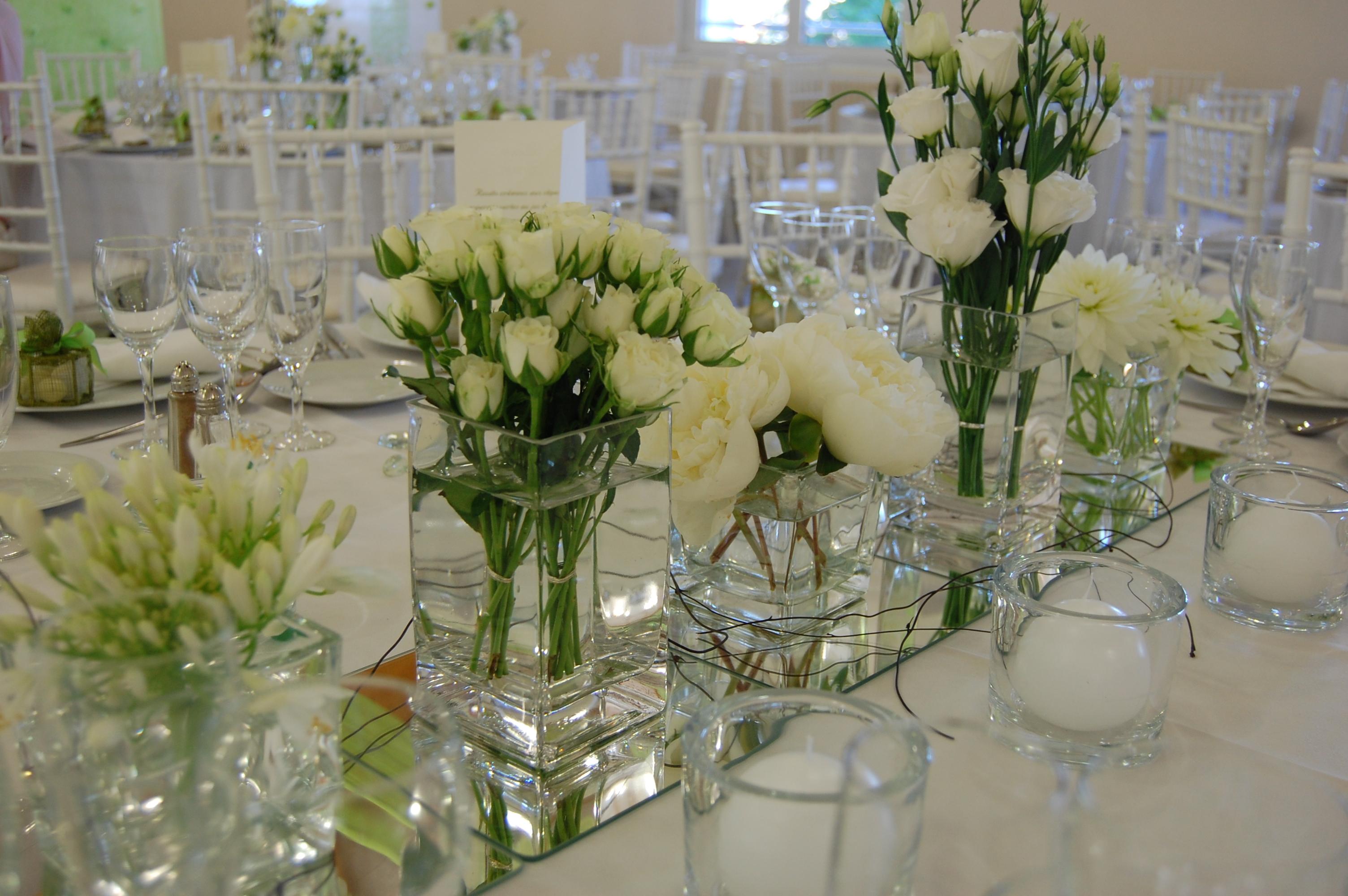 Centre De Table Decoration Florale